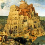 The Tower of Babel, Pieter Bruegel the Elder, 1563