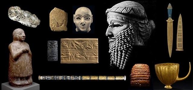Sumerian finds